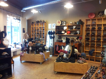 5feef50c74a The Haberdashery is a men s and women s accessory shop!