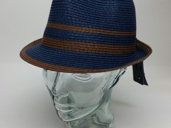 D&Y crushable two color fedora
