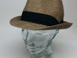 D&Y crushable natural fedora