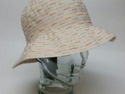 Canadian Hat multi color ribbon hat
