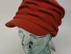 Canadian Hat orange wool cap