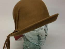 Canadian Hat cloche with tassels