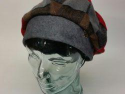 Canadian Hat multi color beret
