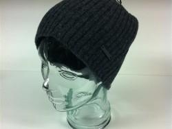 Crown Cap wool Beenie with fleece liner