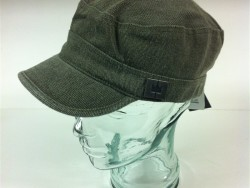 Crown Cap Cadet hat in olive