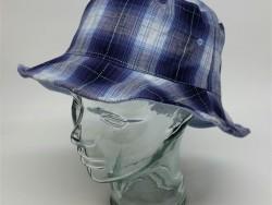 Crown cap reversable bucket hat