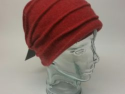 Canadian Hat wool gathered beenie